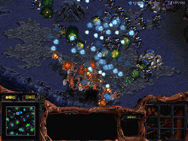 StarCraft: Brood War Update