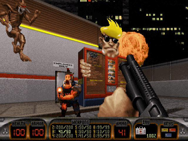 Duke Nukem 3D For Mac OS X