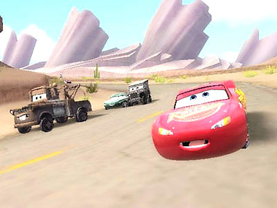 Cars: The Video Game Demo