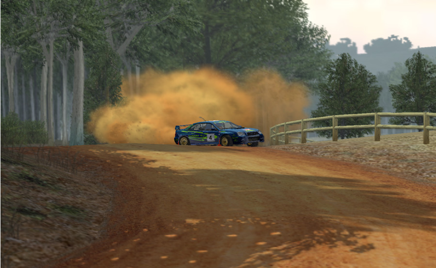 Colin McRae Rally Mac
