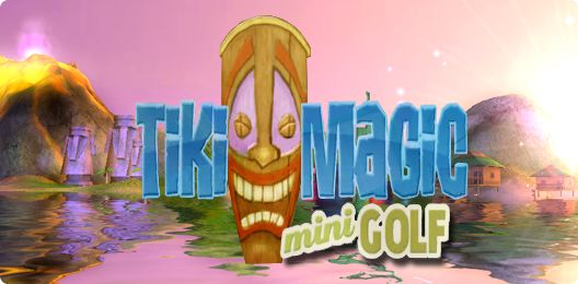 Tiki Magic Mini Golf