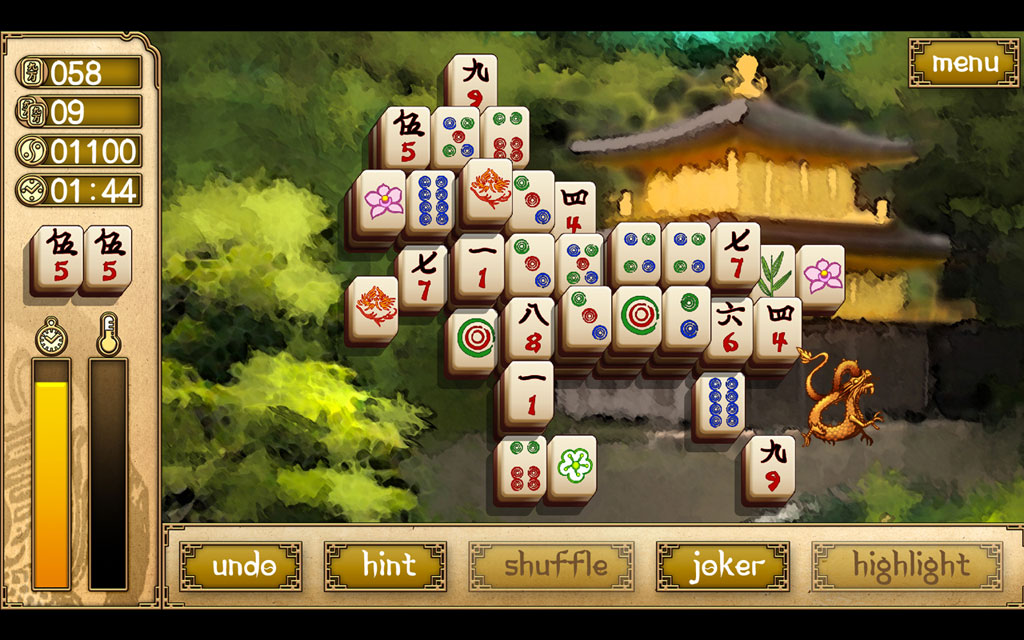 Mahjong Elements HDX