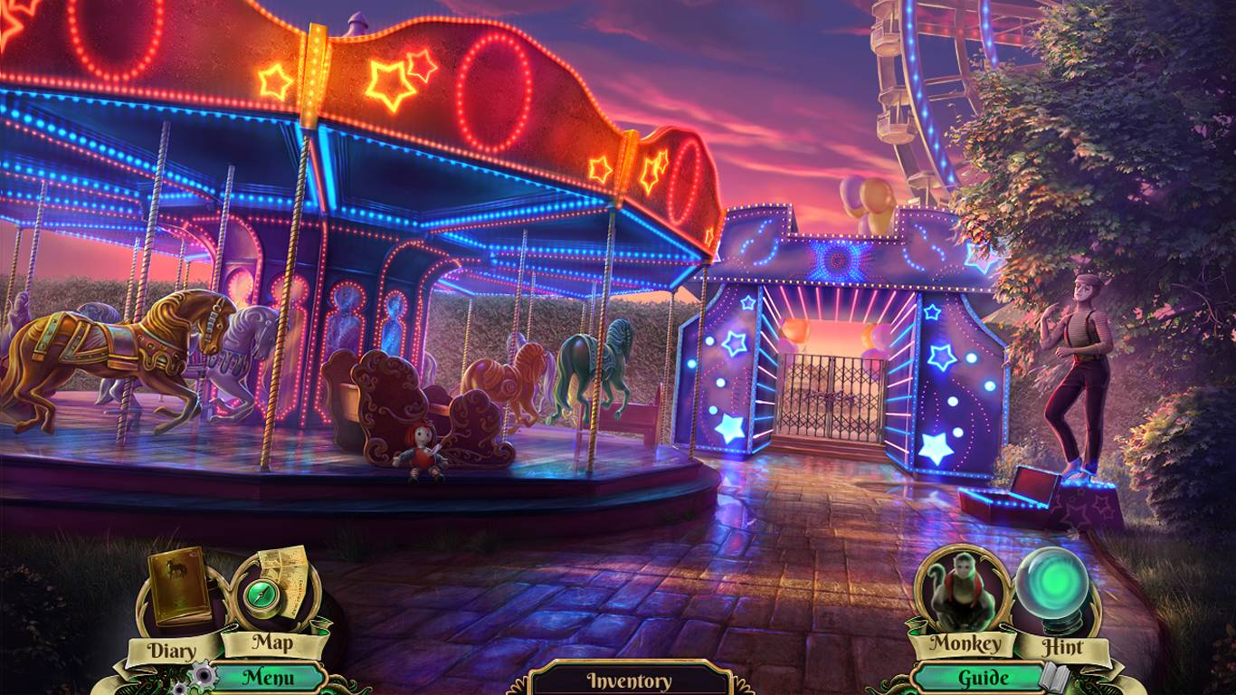 Dark Arcana: The Carnival CE